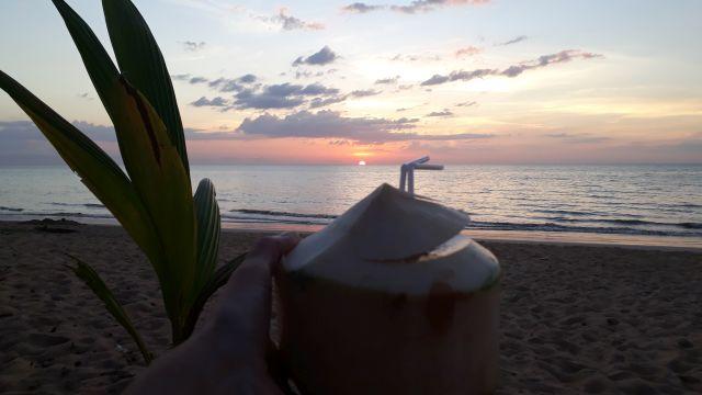 Thailand-Khao-Lak-Strand Andamania Beach Hotel