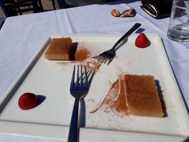 griechischer Nachtisch