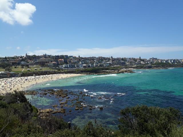 Bondi Beach in Austalien