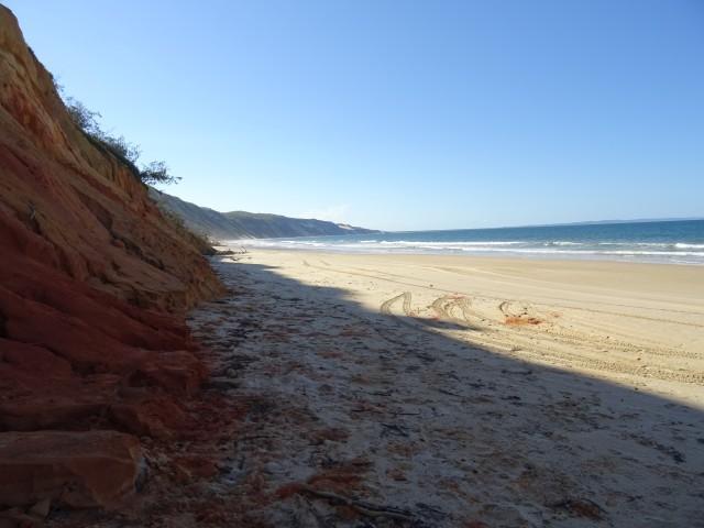Rainbow Beach Australien