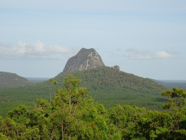 Glass House Mountains in Australien