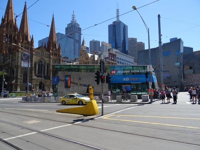 Melbourne in Australien