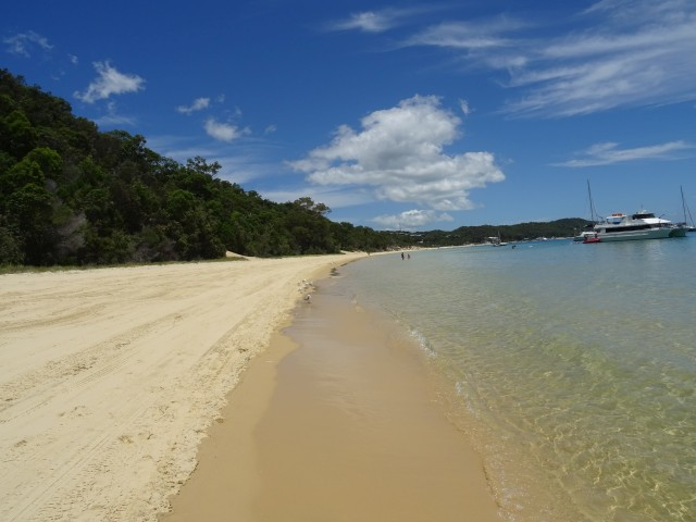 Moreton Island Australien