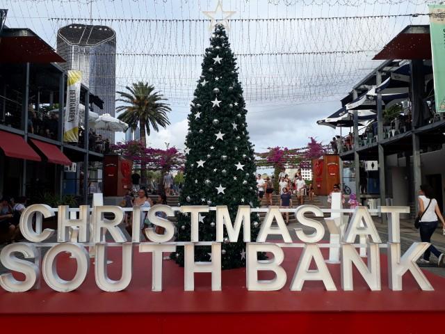 South Bank Brisbane Australien