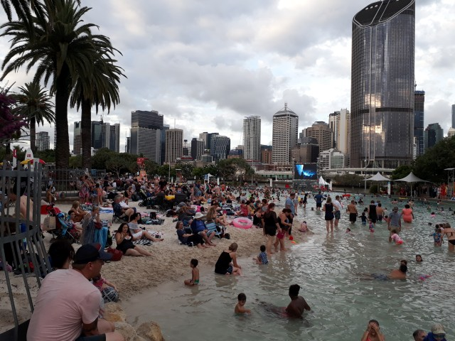 Brisbane Australien