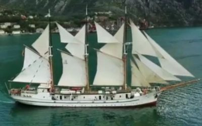 """Segelreise mit der """"Großherzogin Elisabeth"""" in Norwegen"""