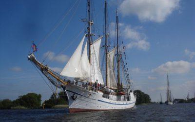 Windjammer-Segeln & Tall Ship Races