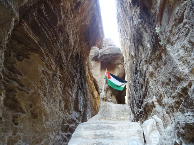 Little Petra in Jordanien