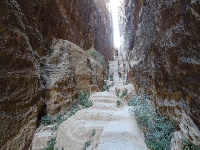 Canyion Little Petra in Jordanien