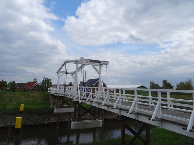 Brücke im Alten Land