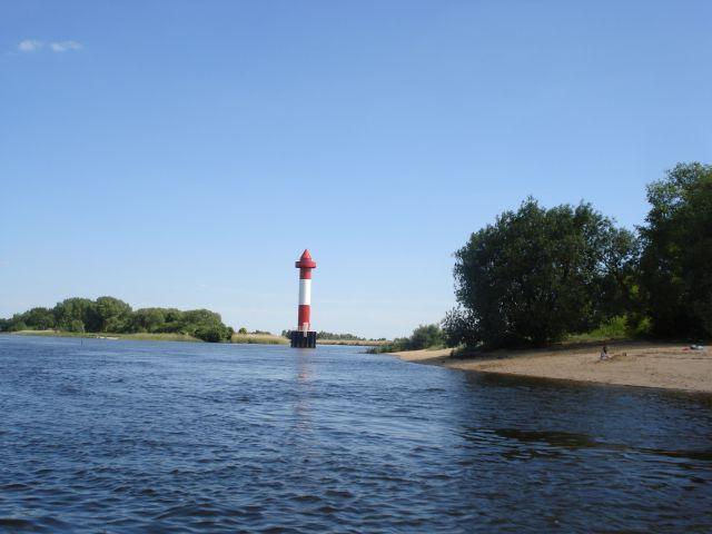 Weser bei Berne