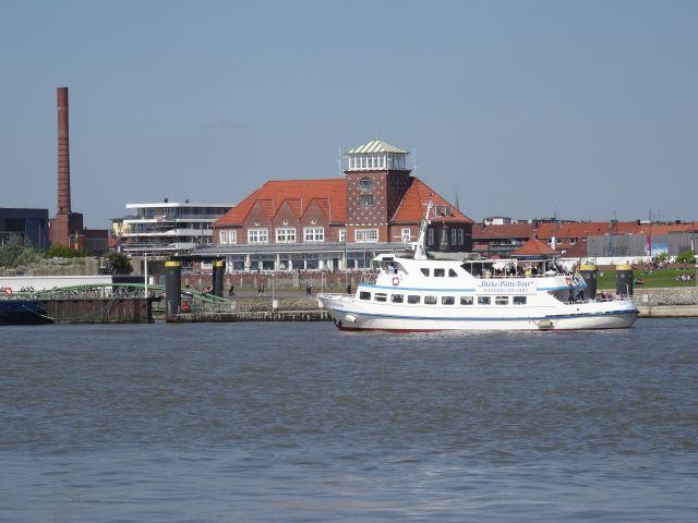 Fähre in Bremerhaven